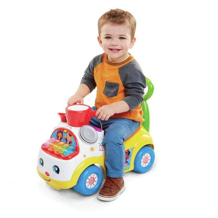 Fisher-Price Ultimate Music Parade Ride-On