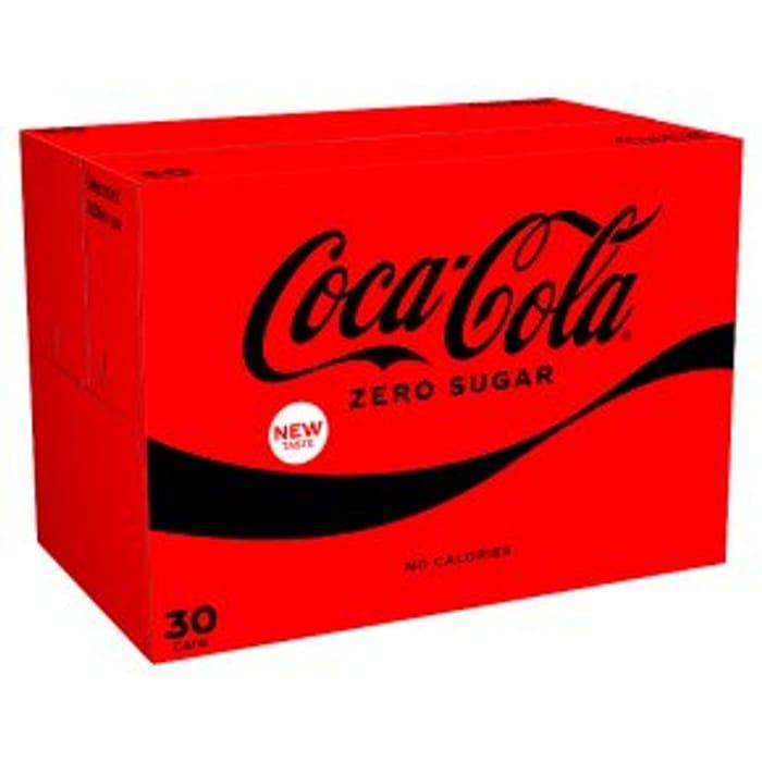 Coca-Cola Zero Sugar30x330ml