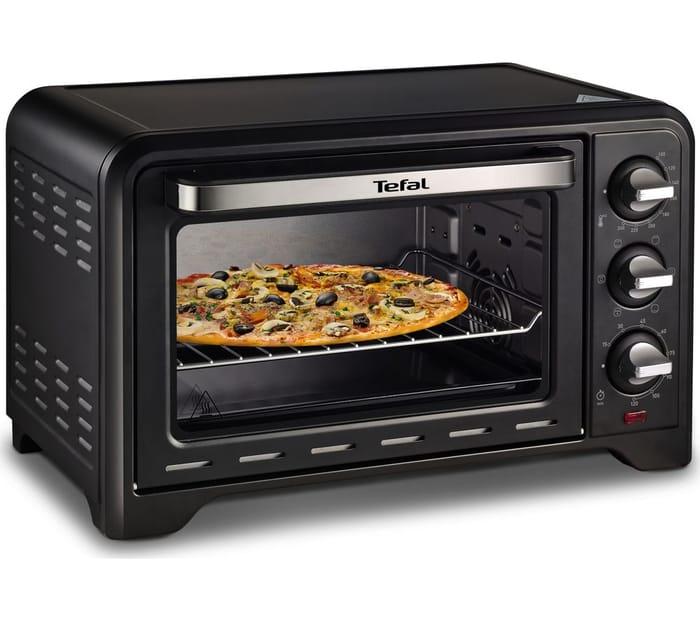 *SAVE £10* TEFAL Optimo Electric Oven - Black