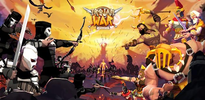 FREE Game - Trojan War Premium - Normally £0.89