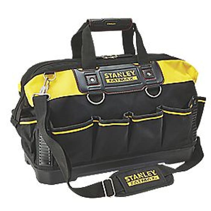 "Stanley Fatmax Hard Base Tool Bag 18""(76628)"