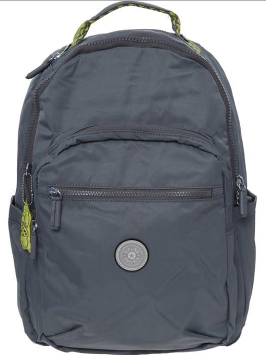 KIPLING Grey Seoul Backpack