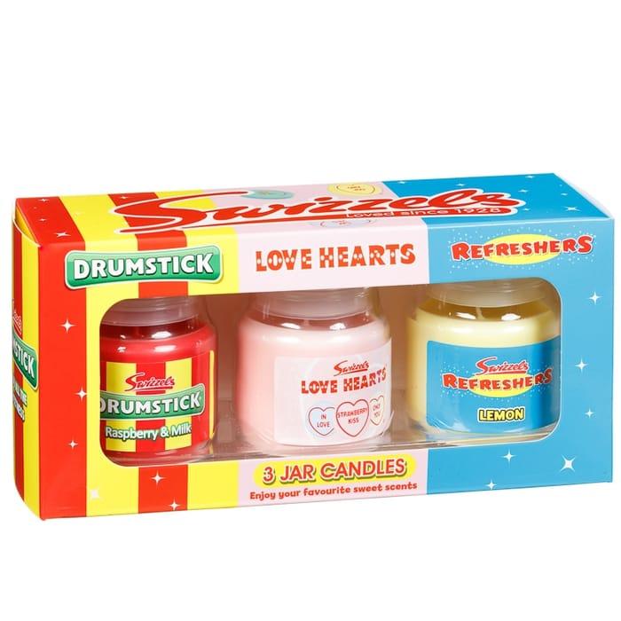 Cheap Swizzels/Chupa chups Candle Gift Set 3pk - Only £2.50!
