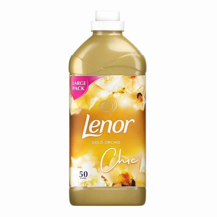 Lenor Fabric Conditioner Gold Orchid 1.75L 50 Washes