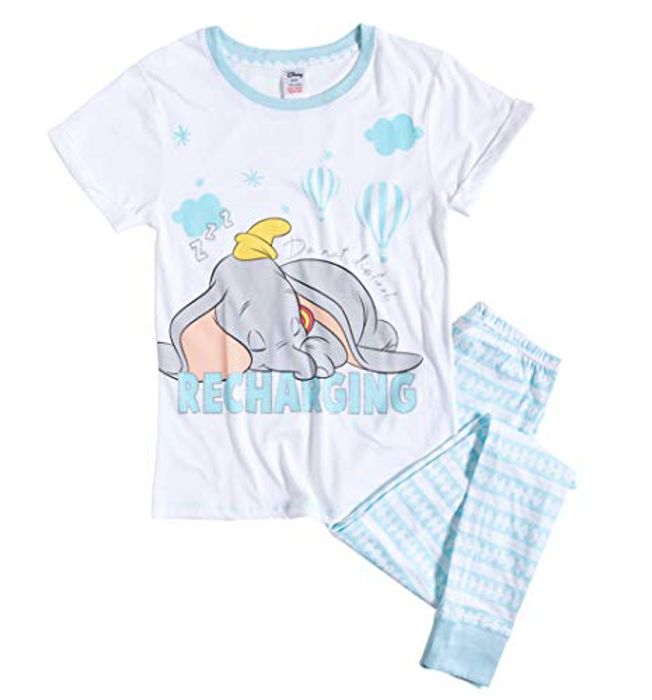 Dumbo Recharging Disney Pyjamas