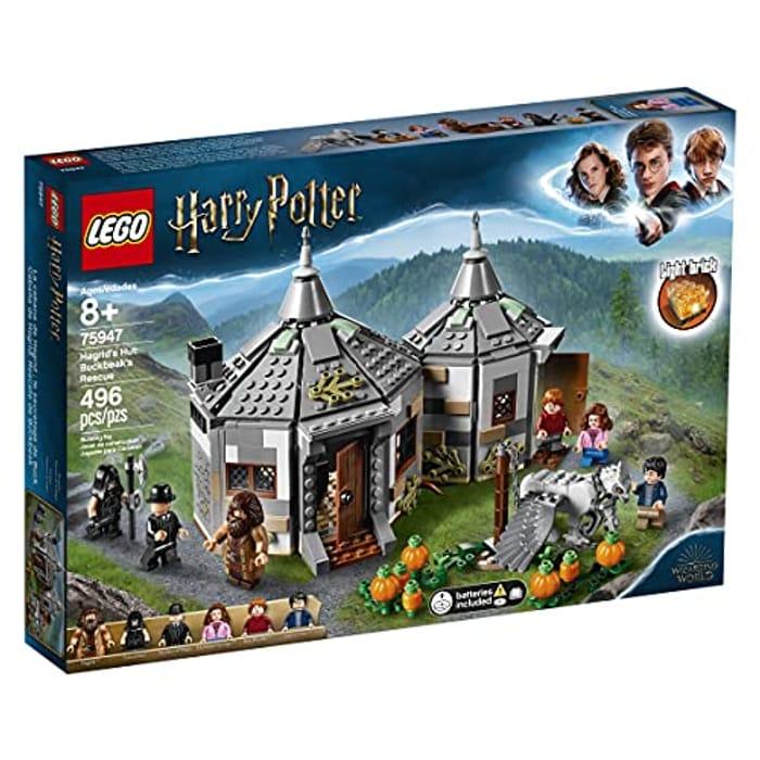 LEGO 75947 Harry Potter Hagrids Hut - Only £37!