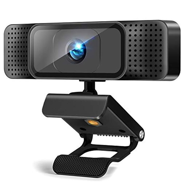 DEAL STACK - Byakov 1080P HD Webcam with Microphone for PC + 10% Coupon