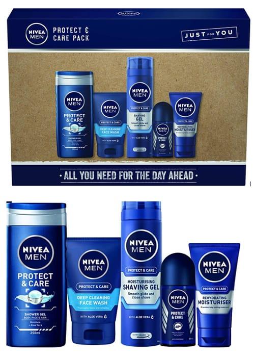 NIVEA MEN Protect & Care Giftpack