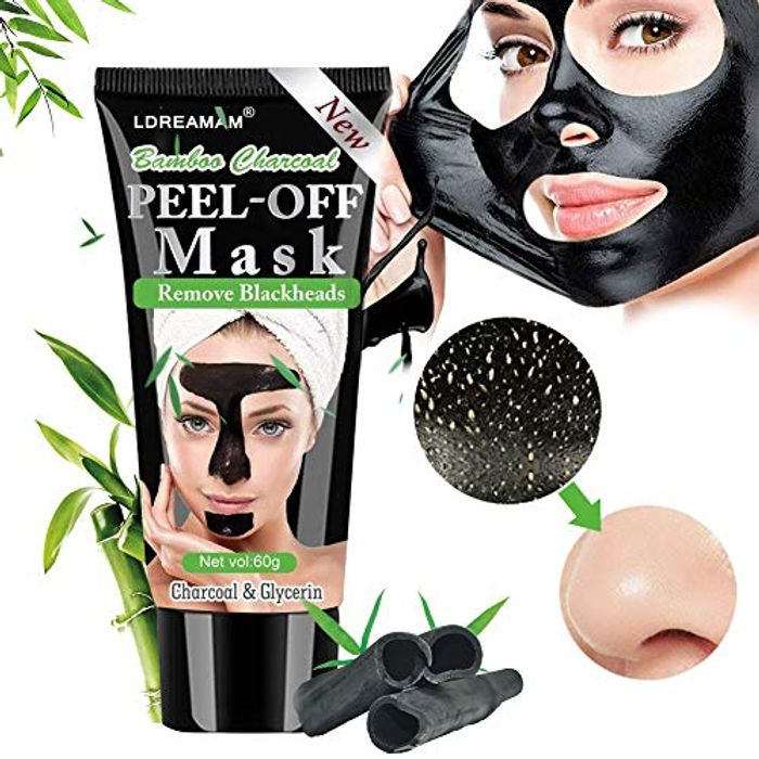 DEAL STACK - Blackhead Remover Deep Cleansing Peel off Mask + 10% Coupon