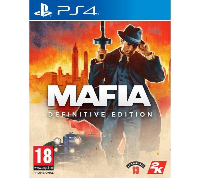 PLAYSTATION Mafia Definitive Edition