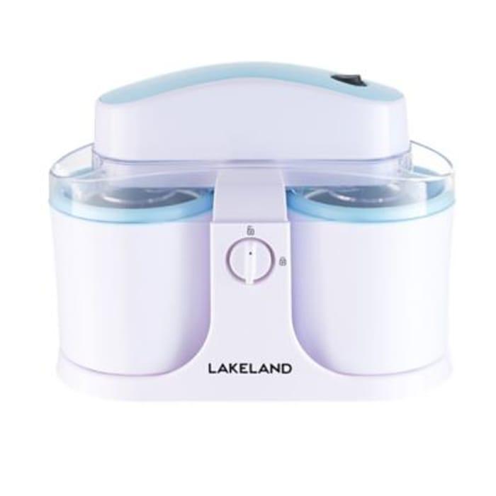 Lakeland Double Pot Ice Cream Maker