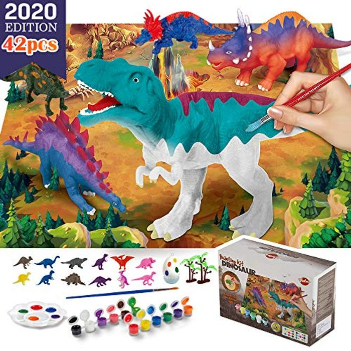 VATOS Dinosaur Painting Kit