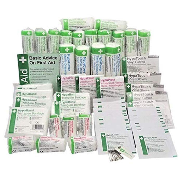Safety First Aid HSE 21-50 Persons First Aid Kit Refill Pack - Only £8.81!