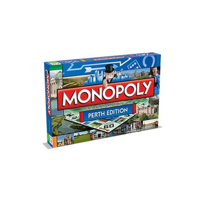 Perth Monopoly Board Game - Only £9.44!