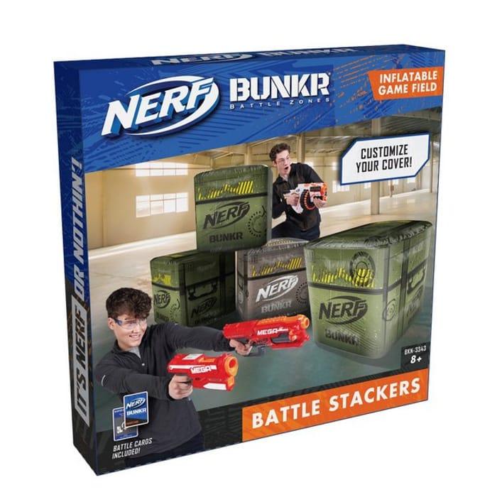Nerf BUNKR Battle Cube