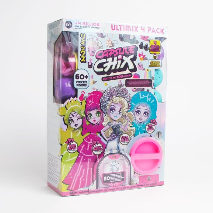 Capsule Chix Ultimate Set