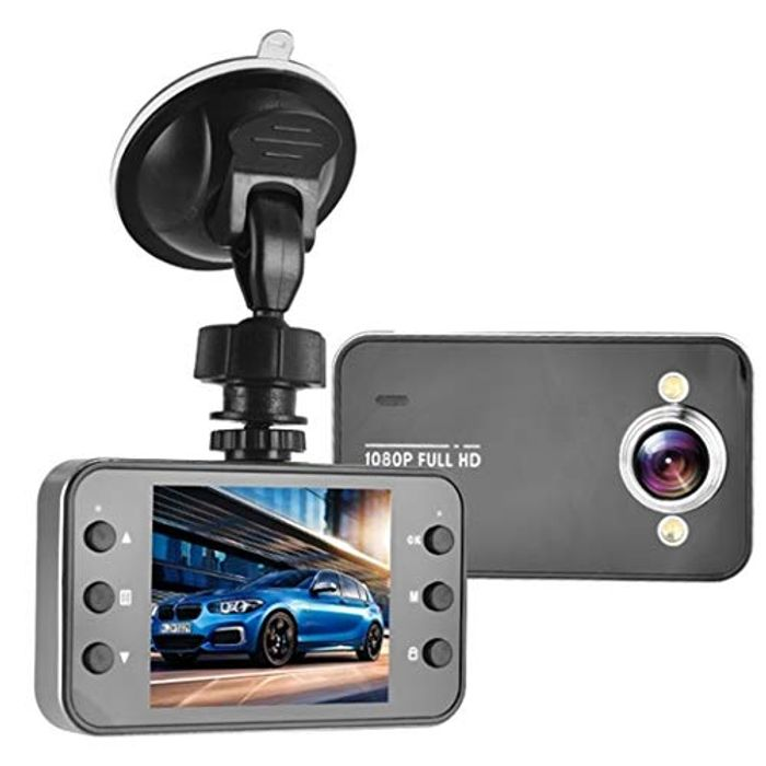 Cheap Multi-Function High-Definition Car Camera 2.2 Inches - Only £15.8!