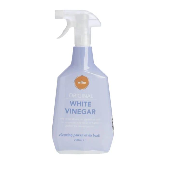 Wilko Original White Vinegar Spray 750ml