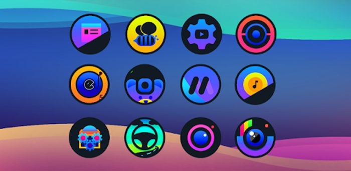 Luver - Icon Pack