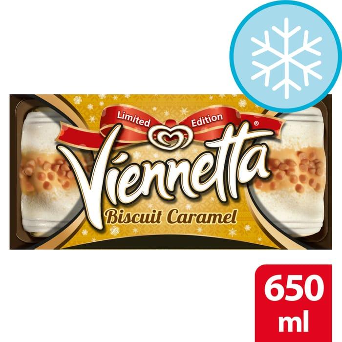 Best Price! Vienetta Biscuit Caramel Ice Cream - Clubcard Price