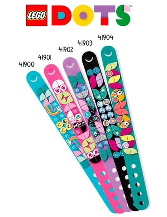 Cheap Lego Dots Bracelets at Tesco