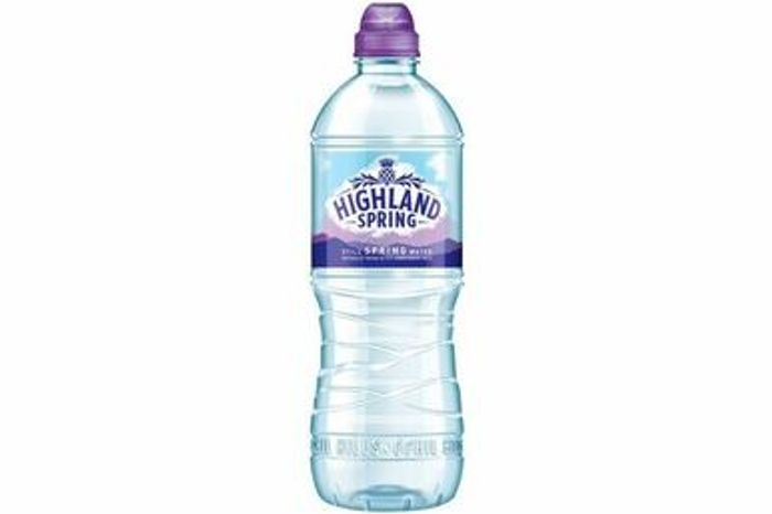 Highland Spring Still Water Sports Cap 750ml