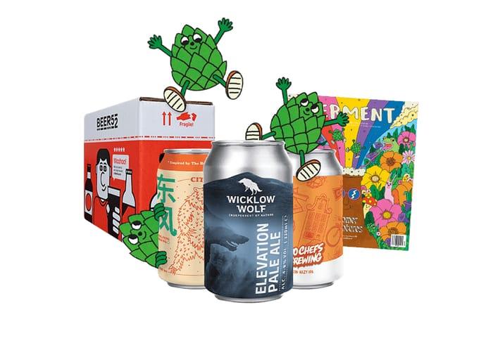 Free Case of Craft Beer