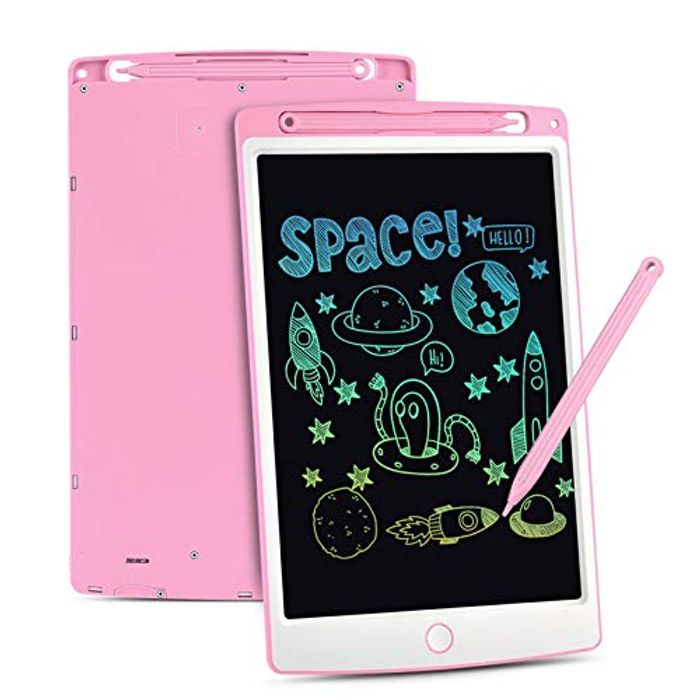 10 Inch Colorful Screen Digital eWriter Electronic Graphics Tablet - Only £6.4!