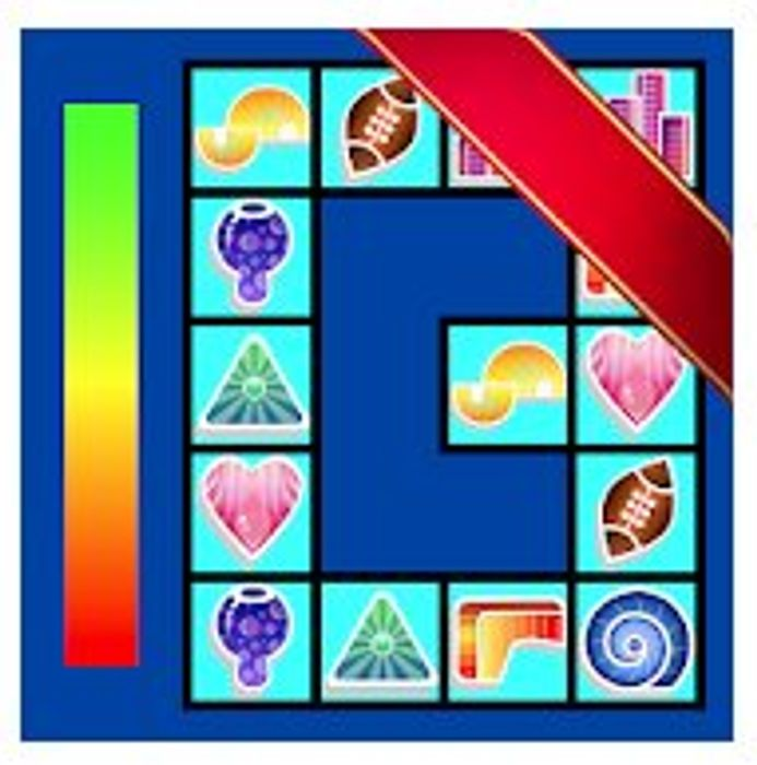 Connect - Colourful Casual Game - Usually £0.79