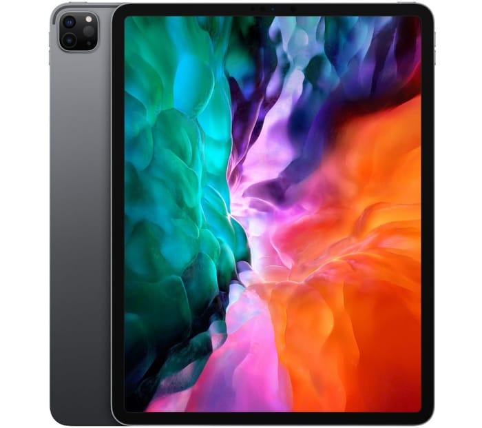 *SAVE over £119* APPLE 12.9 iPad Pro (2020) - 512 GB, Space Grey