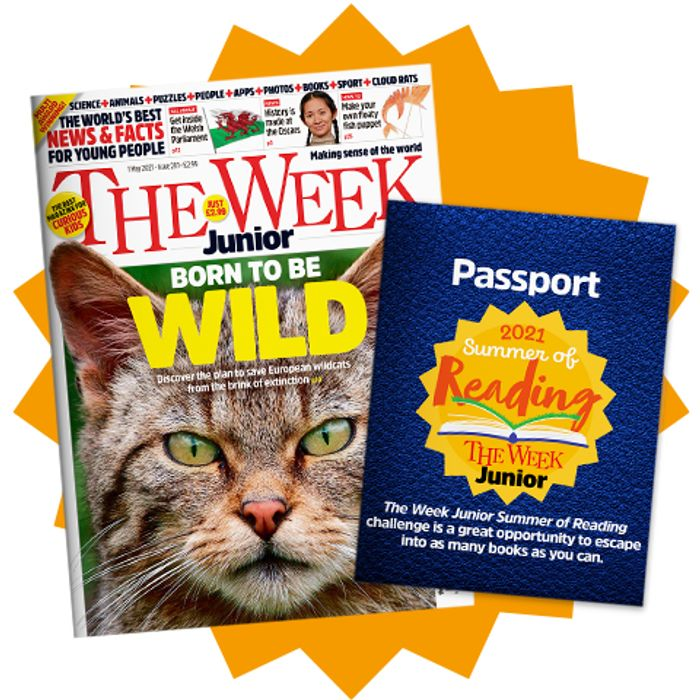 6 FREE Issues of the Week Junior + Passport to a Summer of Fun