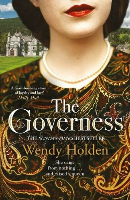 £3.38 off the Governess Book Orders