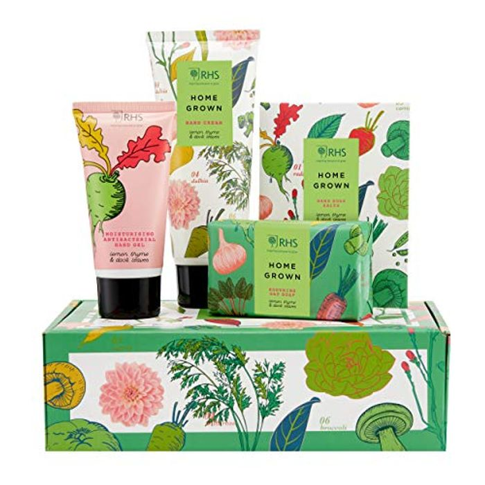 RHS Beauty Home Grown Care Gift for Hands