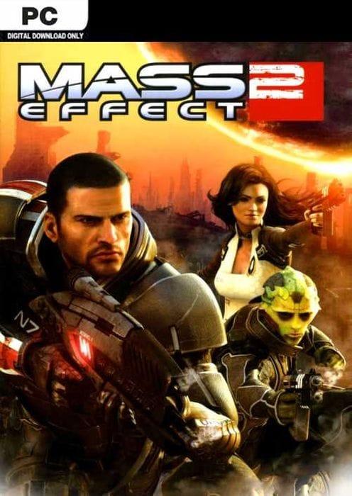 PC Origin Mass Effect 2 £1.59 at CDKeys