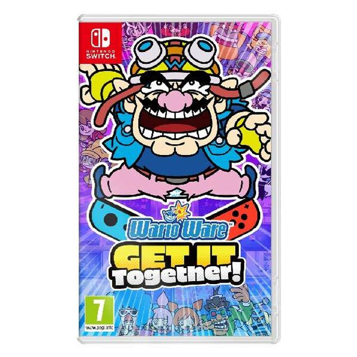 PRE-Order Nintendo Switch Warioware Get It Together £34.85 at ShopTo
