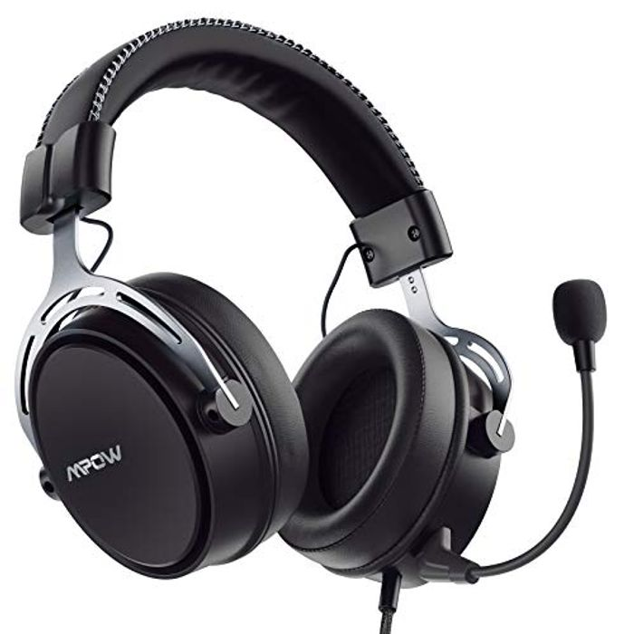 DEAL STACK - Mpow Air SE PS4 Xbox One Gaming Headset + £10 Coupon