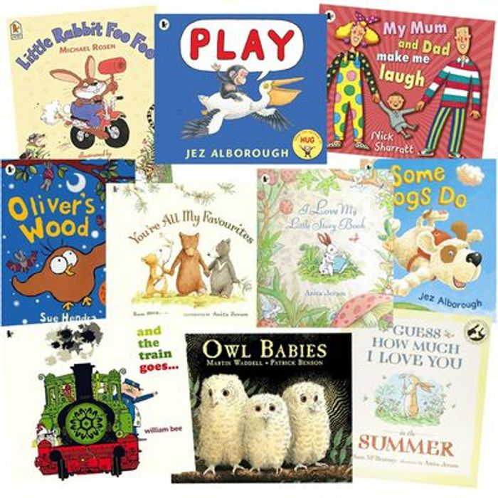 Cheap You're All My Favourites: Pack of 10 Kids Picture Books Bundle - Only £10!