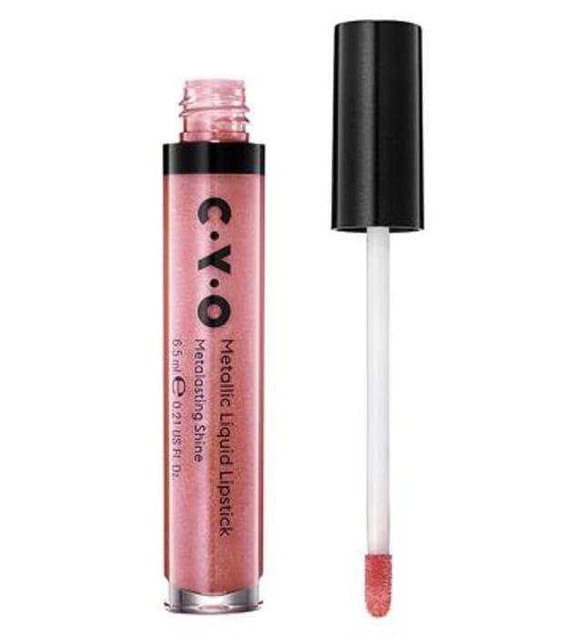 CYO Metalasting Shine Metallic Liquid Lipstick