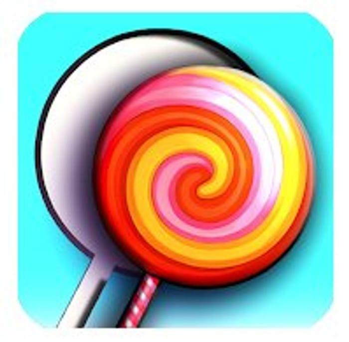 Lollipop Coding - Basic Programming Games for Kids - Usually £2.79