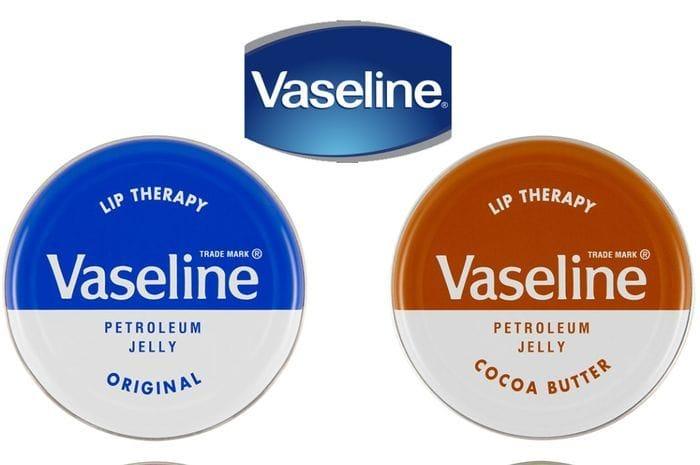 Vaseline Lip Therapy Original/Cocoa Butter/Aloe Vera 20g - Now Only 95p