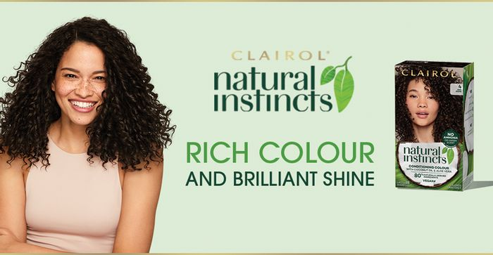 Free Clairol Natural Instincts Colour Kit - New Insiders Campaign