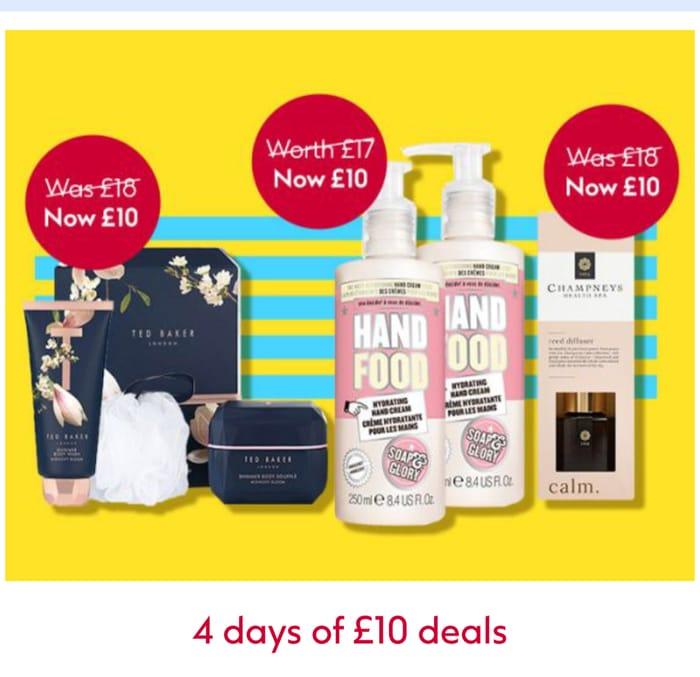 Todays Deal: £10 Deals