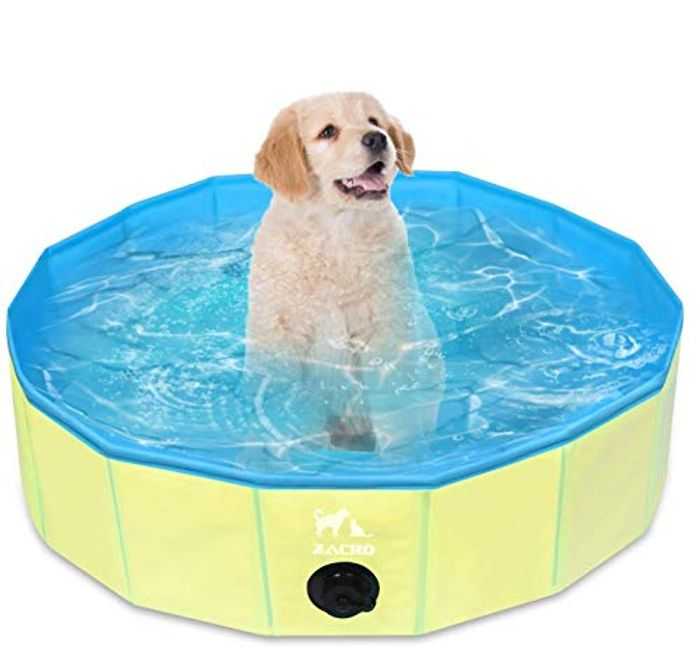 40% off Foldable Dog Pool With Discount Code