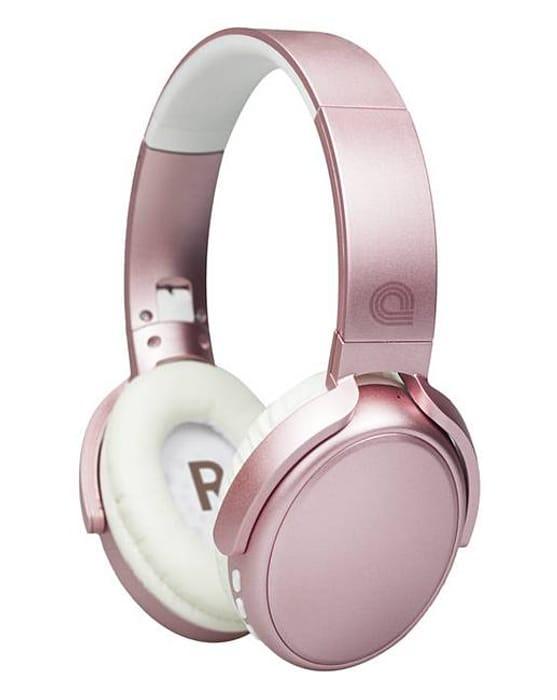 Audial Bluetooth Headphones Rose Gold