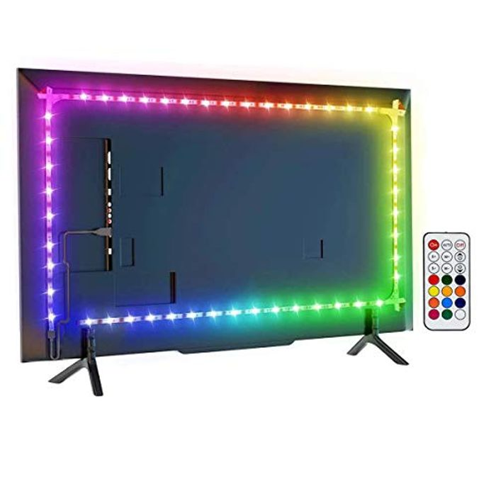 6.56 Feet LED Light Bar for 32-60 Inch TV