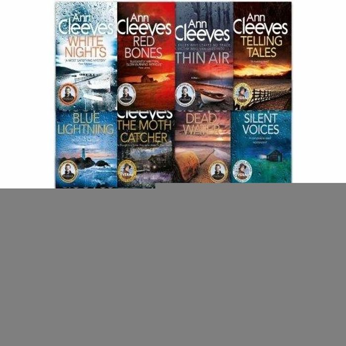 Save 67% on Ann Cleeves Book Set( Vera ,Shetland) Thebookbundle