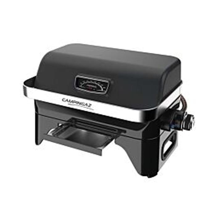 *SAVE £20* Campingaz Attitude 2go CV Table Top Gas BBQ - Black