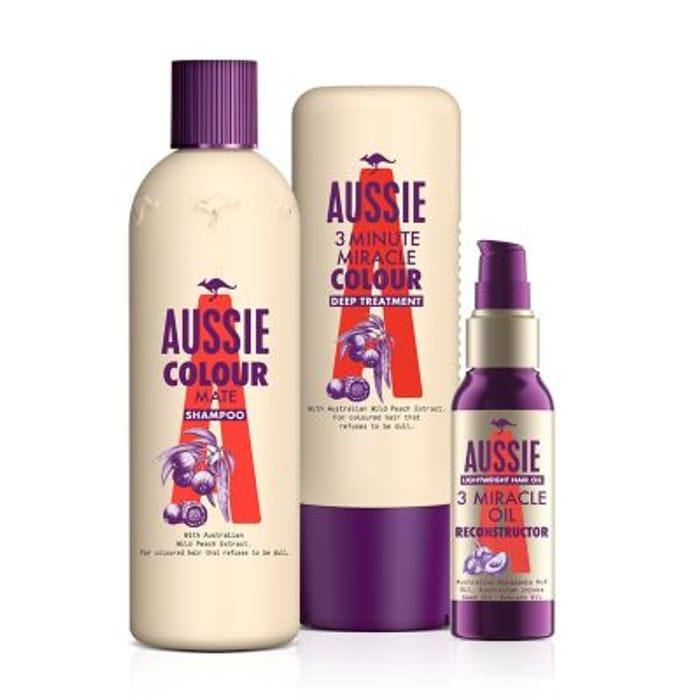 Aussie Colour Bundle for Coloured Hair