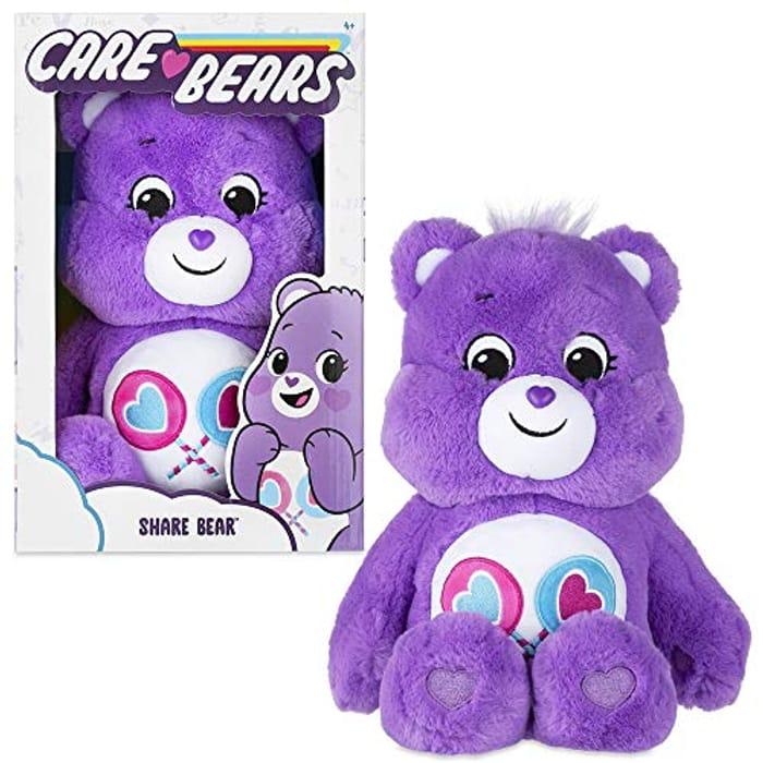 CARE BEARS 14 Inch Share Bear
