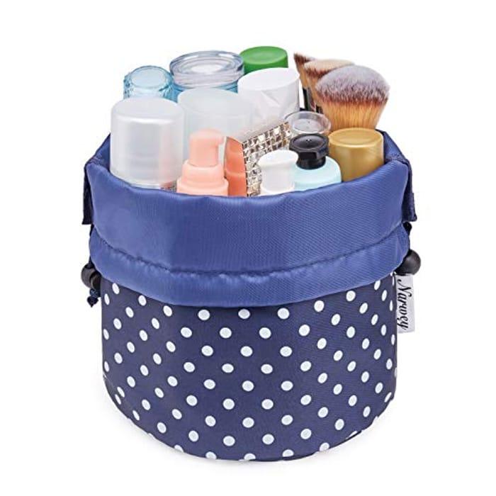Travel Makeup Bag Large Cosmetic Bag